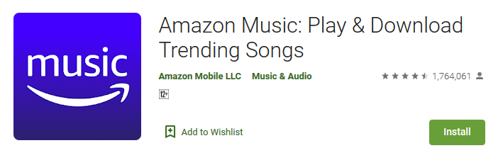 Amazon Music Play