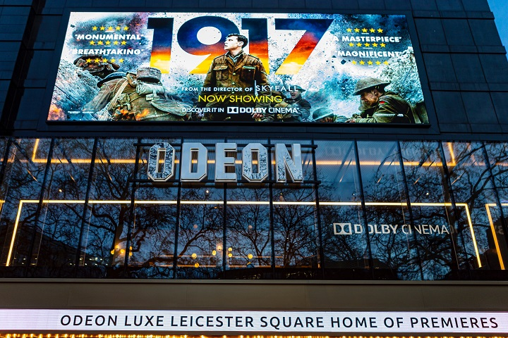 Dolby Atmos The Sound Technology - ODEON