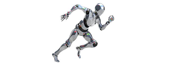 Robots that incorporate artificial intelligence (AI)