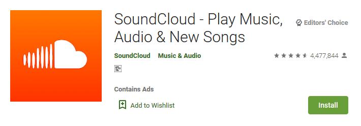 SoundCloud - Play Music