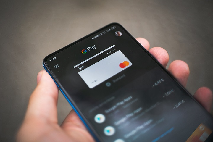 Google Pay Forget Annoying Cards