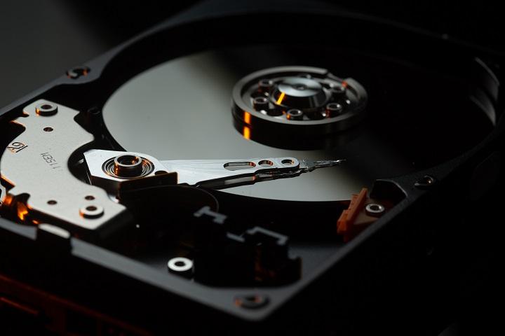 hard disk drive (HDD), hard disk, hard drive