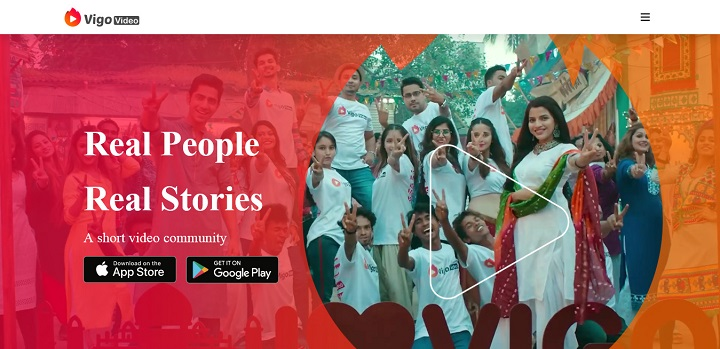 Vigo Video - Real People Real Stories