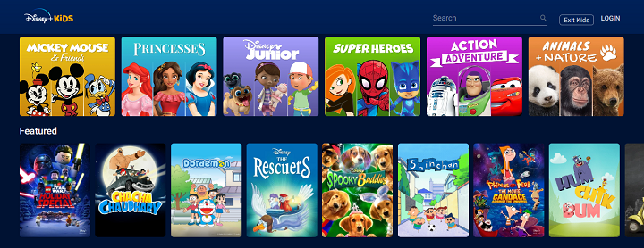 Disney+ Hotstar Kids - Watch TV Shows, Movies, Live Cricket Matches