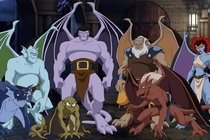 Gargoyles - Animated Series